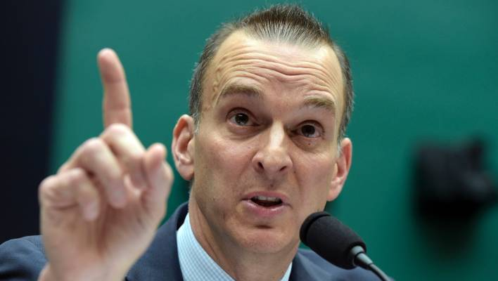 Travis Tygart chief executive of the US Anti Doping Agency