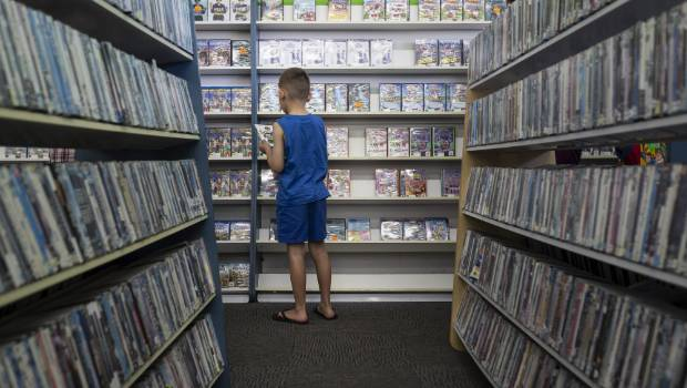 We have no regrets': New Zealand's biggest DVD store to