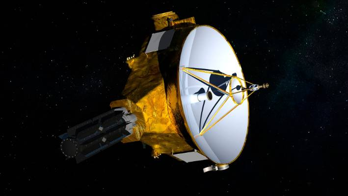 New Horizons reveals Kuiper Belt object is a contact binary