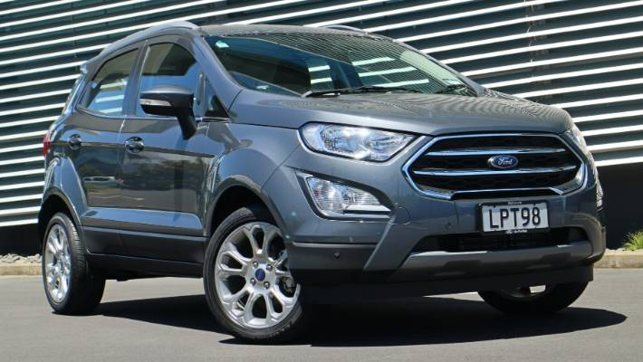Ford Ecoboosts The Ecosport Stuffconz