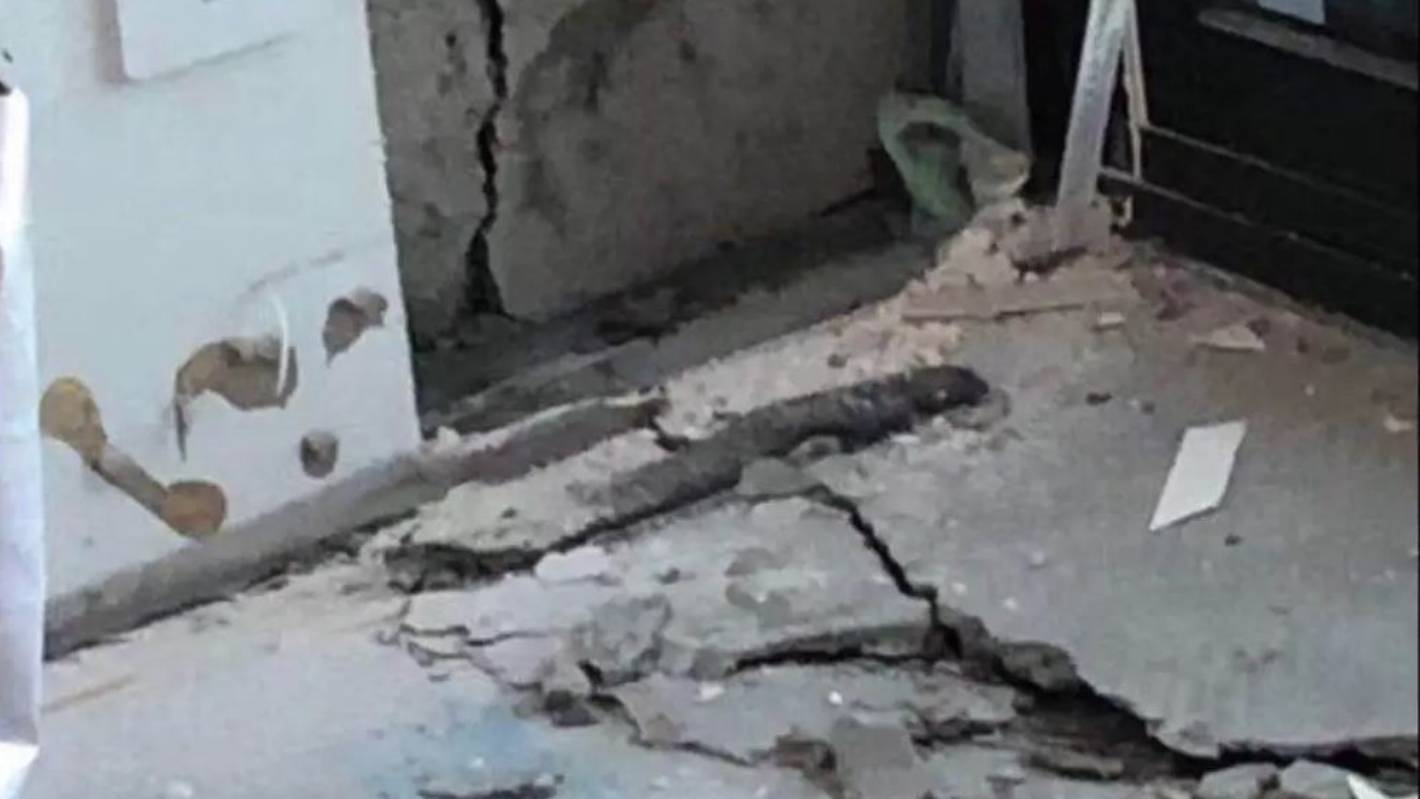 Residents Of Cracked Sydney Tower Angered As Photos Show