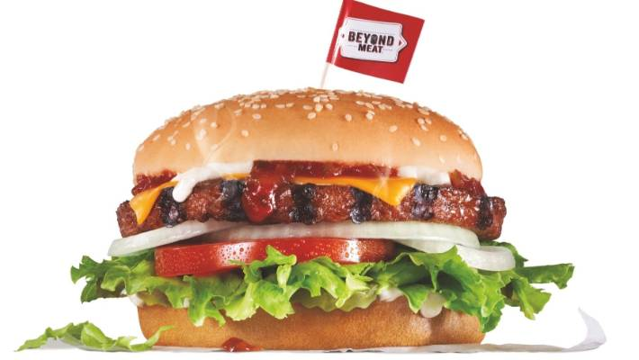 Beyond Meat to seek $175 million in IPO
