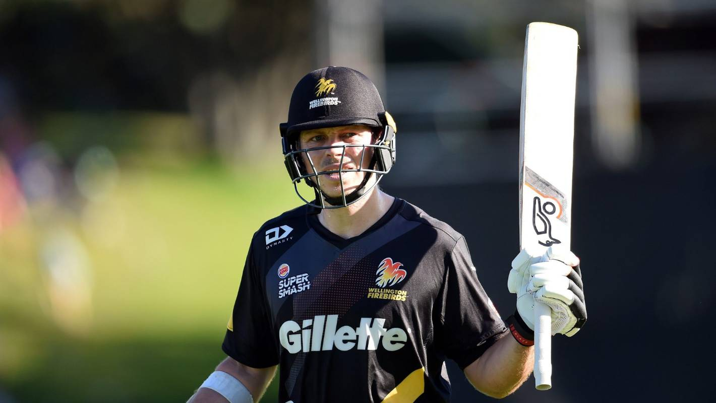 Cricket Wellington throw Basin Reserve gates open for Twenty20