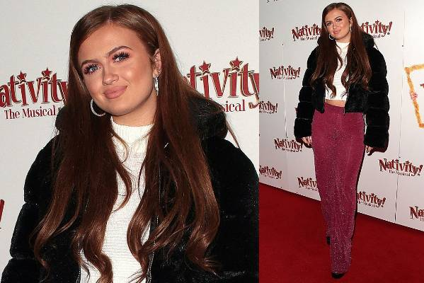 THE BAD: EastEnders star Maisie Smith is only 17, so there's still plenty of time for her style to evolve, but I'm not feeling this loungewear and Instaglam combo. It's overcooked and sloppy at once, which isn't the blend to aim for. Important to remember, though, that at 17 I was mostly wearing too-tight jeans, band t-shirts, cardigans and overly long necklaces with birds on them. We've all made mistakes.