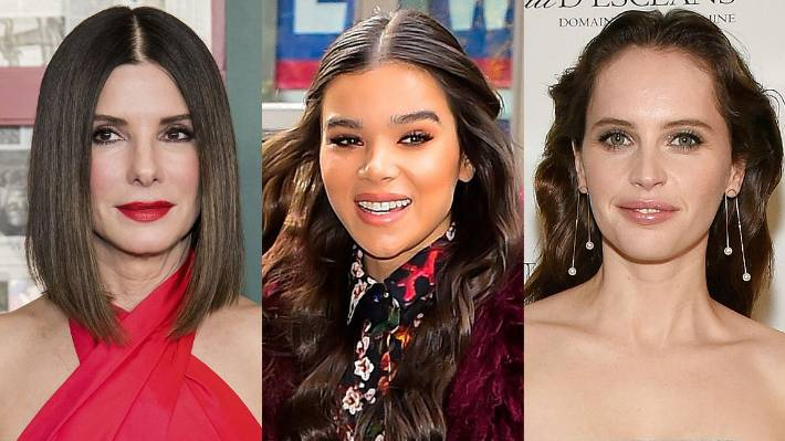 Sandra Bullock and Hailee Steinfeld are winning this week but Felicity Jones has been served a dud.