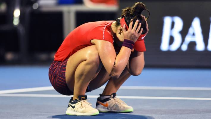 Unstoppable Andreescu to face Goerges in WTA Auckland Open final