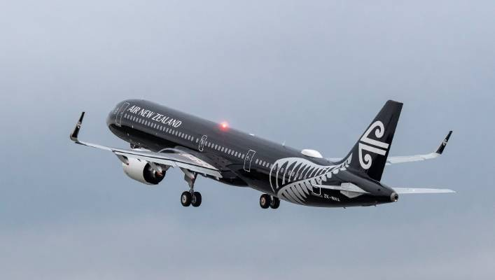 Air New Zealand has seven A321neos expected to be delivered between 2020 and 2024.