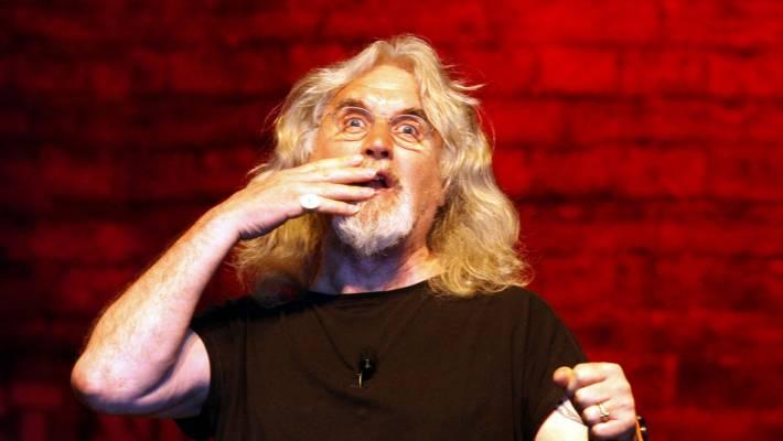 Billy Connolly entertains packed Trafalgar Center in Nelson.