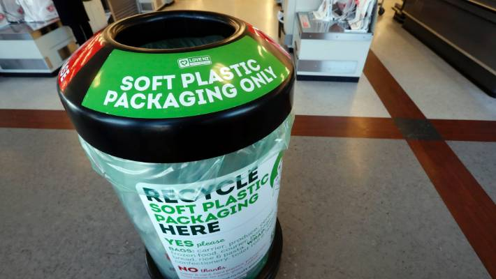 Consumers are aware they can no longer recycle their soft plastics, after the nation-wide collection system was put on hold at Christmas.