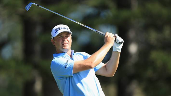 Leishman bounces back from weird hiccup