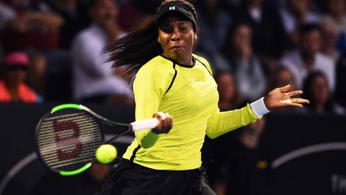 Venus Williams defeated in Auckland quarterfinals by Bianca Andreescu