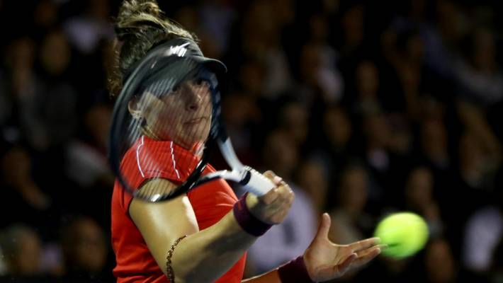 Bouchard ousted from ASB Classic by Goerges