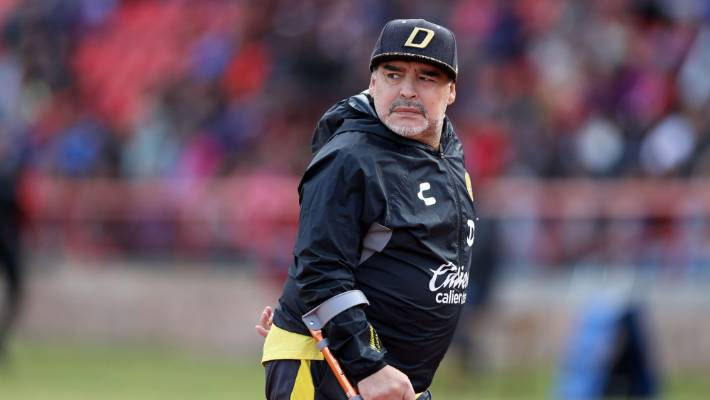 Maradona Undergoing Emergency Surgery After Being Rushed To Hospital