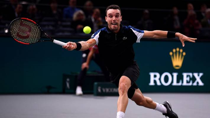 Roberto Bautista Agut will arrive in Auckland on the back of winning the Qatar Open. (FILE PIC)