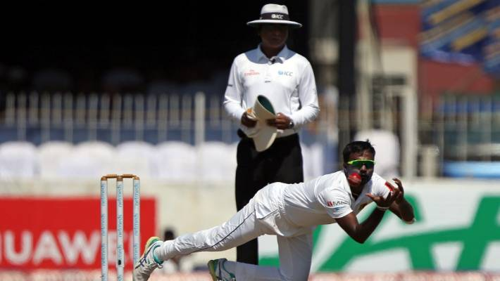 Sri Lanka spinner Malinda Pushpakumara claims all 10 wickets in an innings