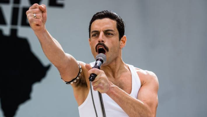 More success for Bohemian Rhapsody as film receives 7 BAFTA nominations
