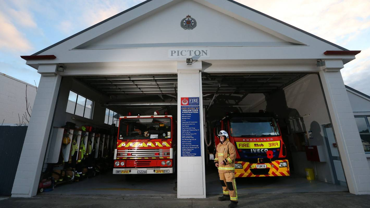 Picton Firefighters Verbally Abused After Asking People To