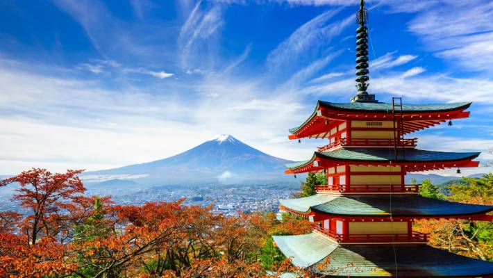 Nature, culture, delicious food, rugby ... it's not hard to find reasons to justify an airfare to Japan.