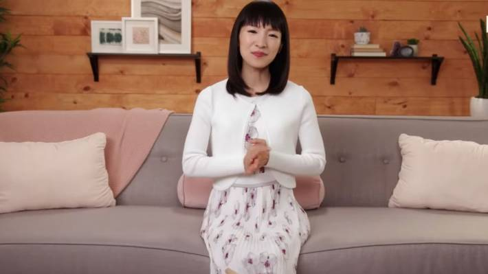 Marie Kondo fans are biffing big time, and they're letting us know