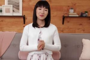 Most self-improvement series assume we are a bunch of losers who need to be scolded...   Marie Kondo is a kinder iteration.