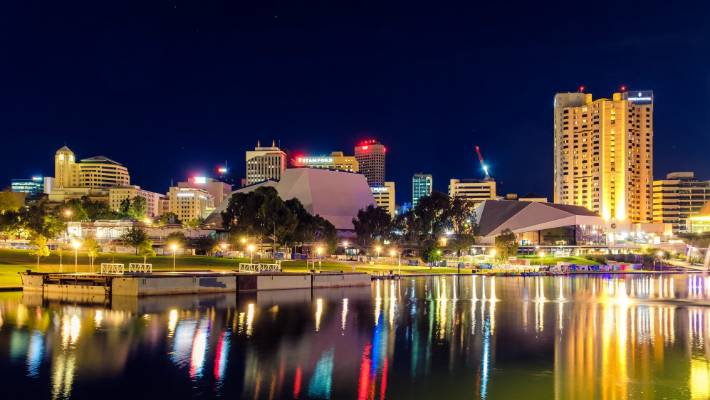 Adelaide is carving out a niche as the festival capital of Australia.