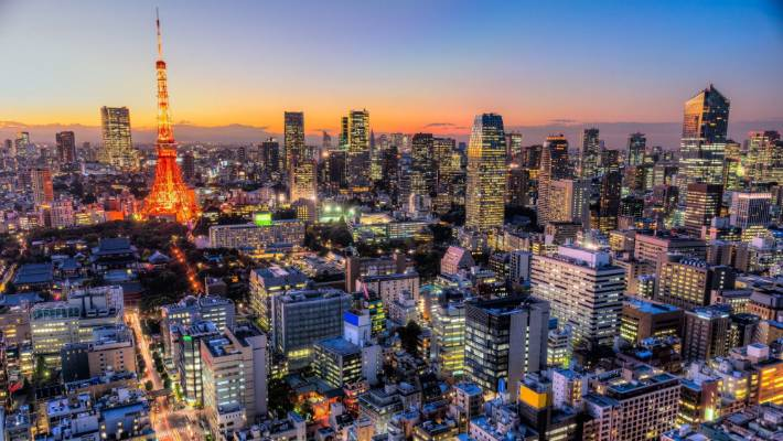 Bewildering but brilliant: Japan's incomparable capital.