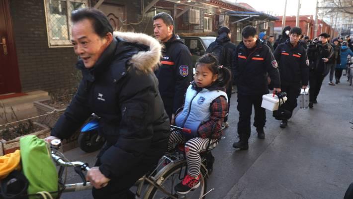 20 kids injured after hammer attack at Beijing primary school