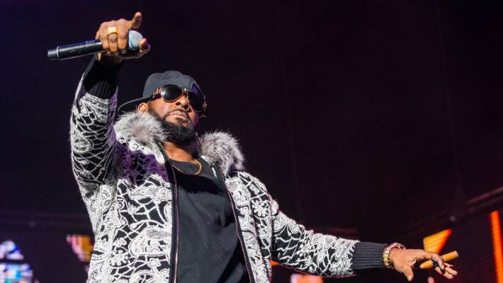 R. Kelly announces tour of Australia, New Zealand, Sri Lanka