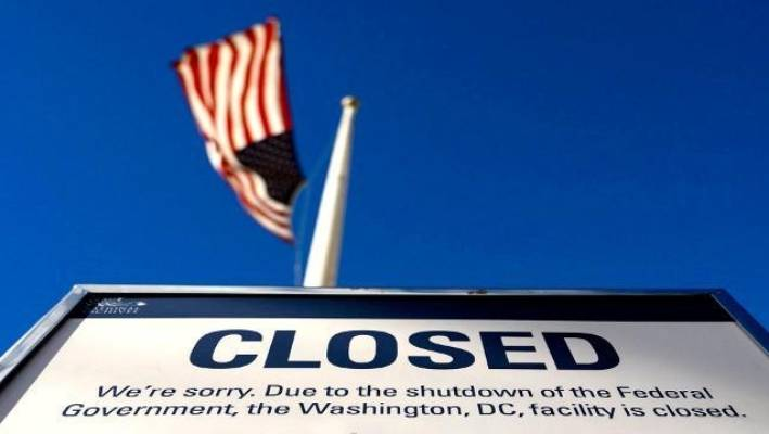 The US government has been in shutdown for a record-equalling 21 days
