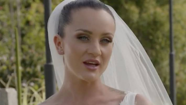 Married At First Sight Australia bride doesn't hold back in the new season.
