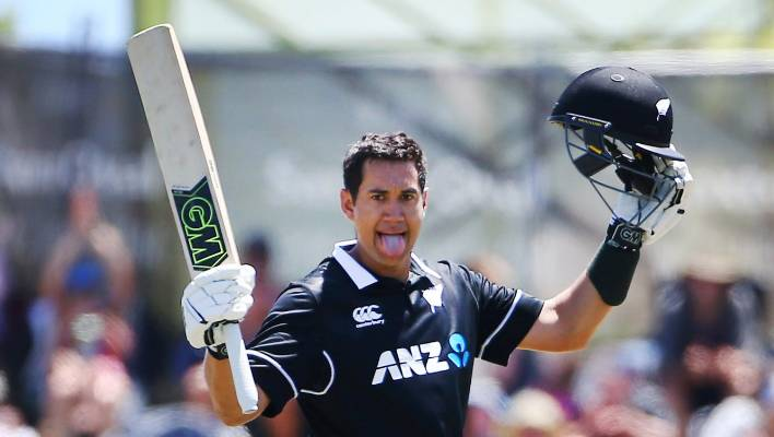 Virat Kohli versus Ross Taylor - the two best ODI batsmen since the last World Cup | Stuff.co.nz