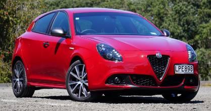 Look familiar? It should. Giulietta has been around since 2010.