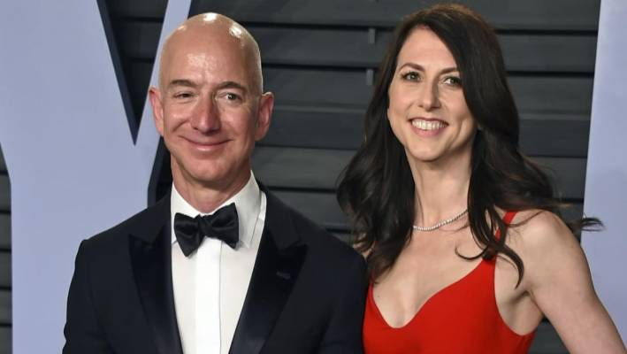 The divorce between Bezos and wife MacKenzie may be more complicated than originally expected
