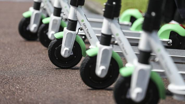 Weekly mechanical checks for Lime scooters in Auckland