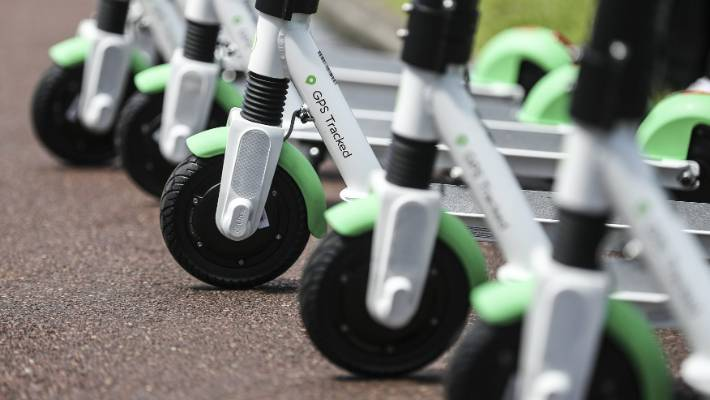 E-scooter firm Lime dodges questions about its action on safety