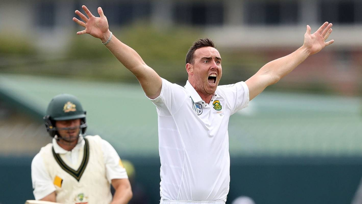 Knights sign former South Africa fast bowler Kyle Abbott for rest of Super Smash