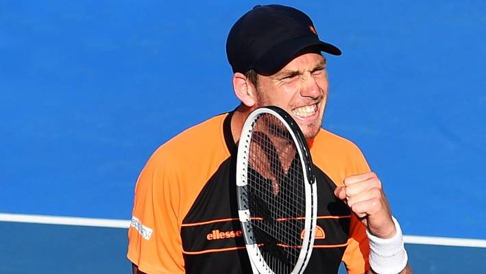 Sandgren, Norrie to meet in ASB Classic final