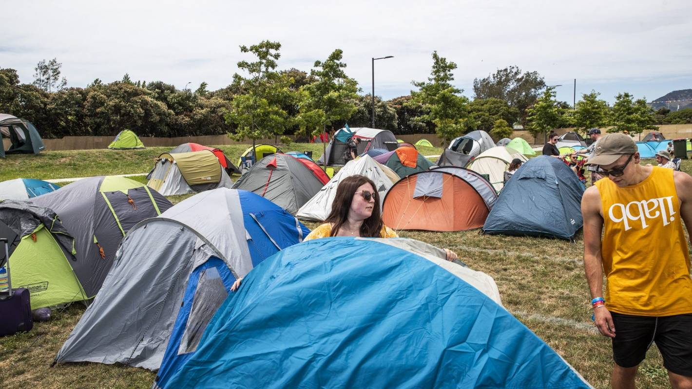 New Zealand S Disposable Summer Low Cost Camping Gear That Doesn T Make It Home Stuff Co Nz