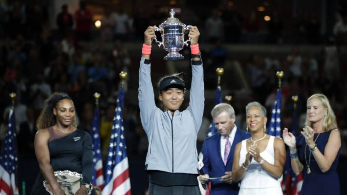 Serena Williams was upset by Naomi Osaka in a controversial 2018 US Open final at Flushing Meadows.