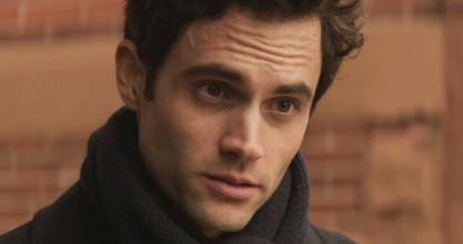 Penn Badgley as Joe Goldberg in You, the second seaon of which will be produced by Netflix.