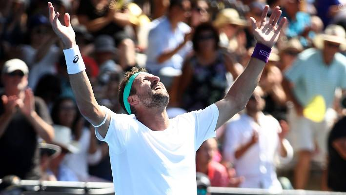 Sandgren claims first ATP title in Auckland