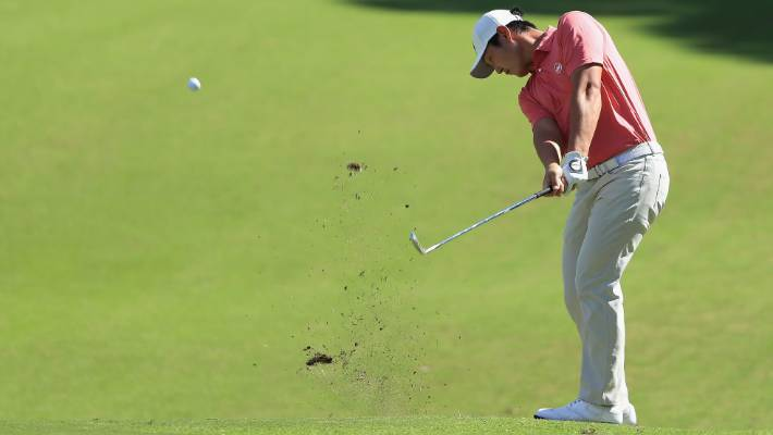 Leishman makes move in Sony Open golf