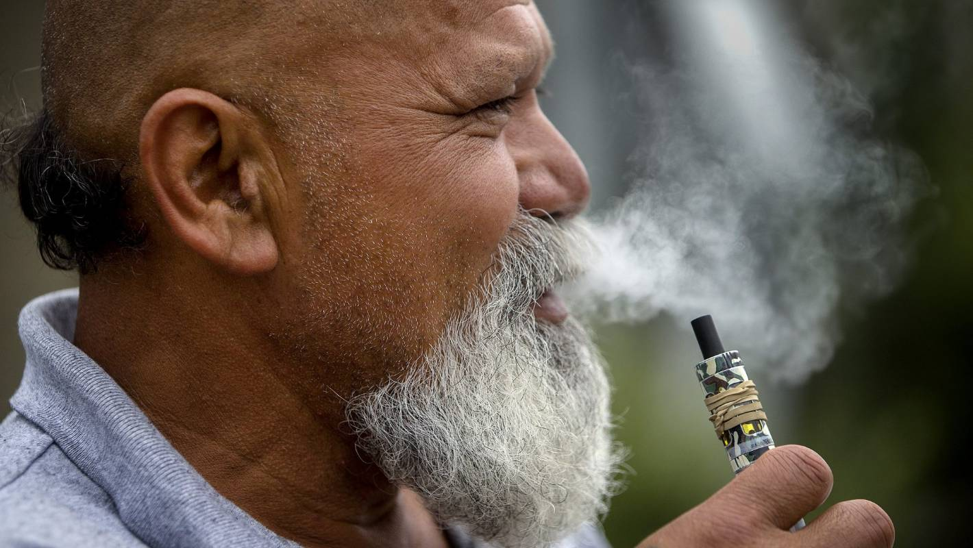 Vaping industry fears government plans to ban full-strength e-liquids