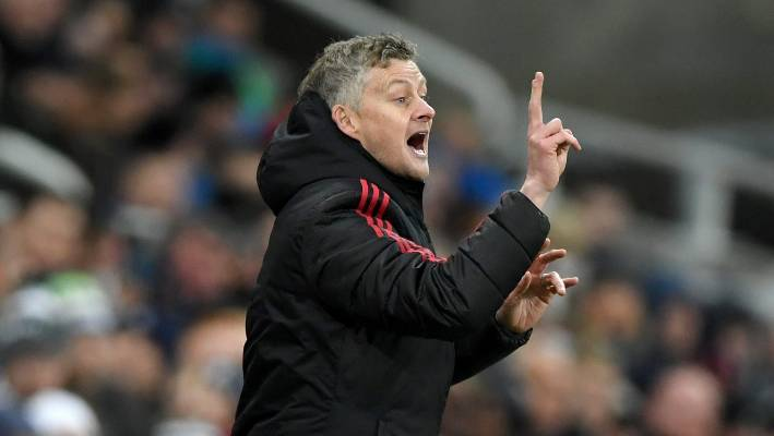 Ole Gunnar Solskjaer is interim manager at Manchester United following the departure of Jose Mourinho.