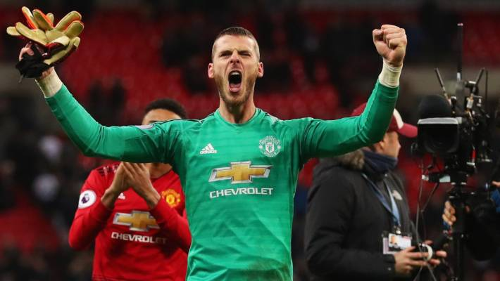 Image result for de gea manchester united