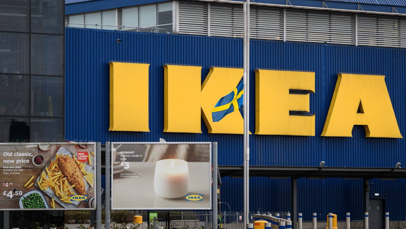 ikea says sorry for leaving nz off map. Black Bedroom Furniture Sets. Home Design Ideas