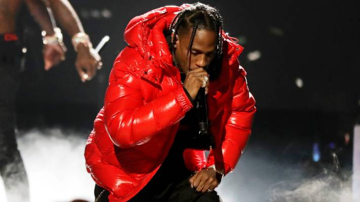 Travis Scott 'required the NFL to make a joint donation to an organisation fighting for social justice&#x27 before he agreed to play at the Super Bowl