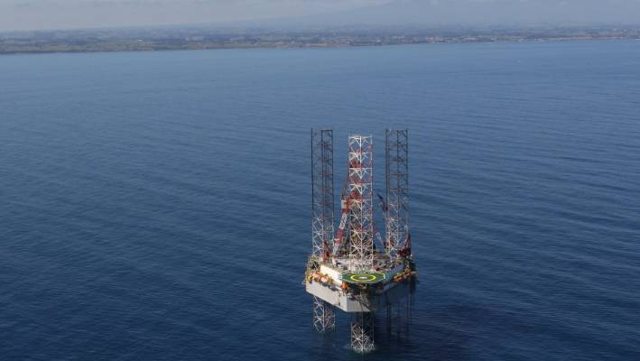 Arrival of large rig scheduled in Taranaki for offshore well