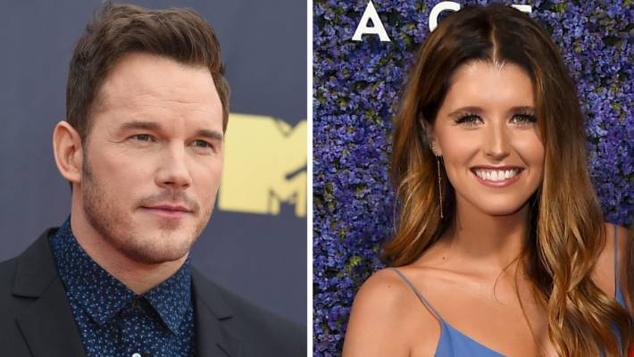 'So Happy You Said Yes!': Chris Pratt is engaged to Katherine Schwarzenegger