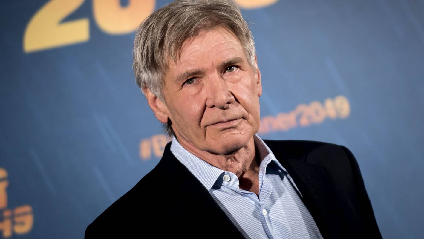 Harrison Ford Knocks Trump And Others Who Denigrate